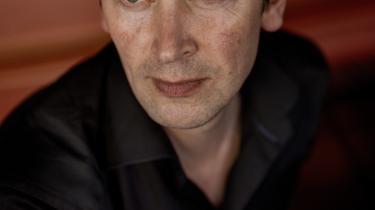 Forfatter Jesper Wung-Sung.