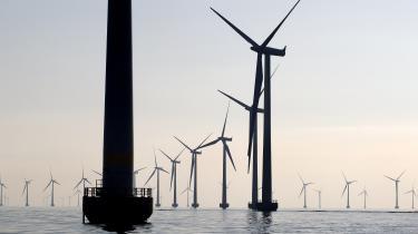 'Den virkelig fare er, at der ikke laves de nødvendige investeringer i den grønne omstilling, hvis man hellere end at investere i en havvindmøllepark sætter pengene i tvivlsomme finansielle produkter som omsættelige gældsbeviser,' skriver Pil Christensen.