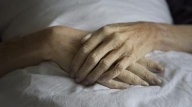 Døden er ganste vist – og vi snakker også i stigende grad om den, spørgsmålet er, om vi prøver at snakke den væk.