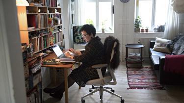 Tine Lykke Prado er oversætter. I 30 år har hun ved siden af sit deltidsjob som portugisiskunderviser oversat skønlitteratur fra portugisisk og spansk og bl.a. bragt brasilianske Paulo Coelho og den portugisiske nobelprisvindende forfatter José Saramago ind i de danske stuer. Hendes litterære hjerte banker dog stærkest for Brasilien.