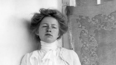 Den moderne skandinaviske poesi kom til verden i kølvandet på den russiske revolution og den finske borgerkrig. Den allerførste af den nye generation af digtere var Edith Södergran