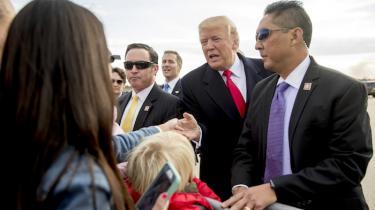 Donald Trumphar vist sig som pengenes uhyggelige populist, og hans reform forstærker en decideret samfundsundergravende udvikling.