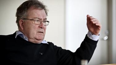 Når FN mener, der er tale om sanktionsbrud, hvordan kan forsvarsminister Claus Hjort Frederiksen (V) så mene det modsatte? Det kræver oppositionen en forklaring på.