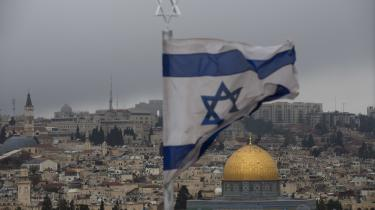 Donald Trumps gave til Benyamin Netanyahu vakte forventet postyr