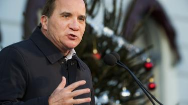 »Sex skal være frivilligt.« Med de ord præsenterede dens svenske statsminister, Stefan Löfven (S), søndag den svenske regerings forslag til en ny lov om voldtægt og seksuelle overgreb.