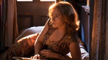 I Woody Allens nye film, melodramaet 'Wonder Wheel', spiller Kate Winslet den kærlighedshungrende Ginny, der drømmer om dengang, hun var en lovende skuespiller.