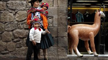Cusco i Perus højland er inkaernes gamle hovedstad og byder derfor ifølge rejsebogsforfatter Christian Martinez ikke kun på lokal indianerkultur, men også på nogle af landets bedste restauranter.