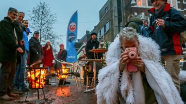 Leeuwarden er ikke kun en lillehollandsk provinsby, men også etkulturelt kraftcentrum.