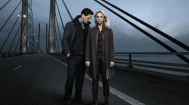 Thure Lindhardt og Sofia Helin er tilbage som omdrejningspunkter i den nye – og sidste – sæson af 'Broen'.