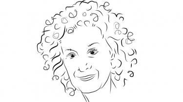 Margaret Atwood er canadisk poet og forfatter.