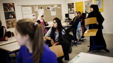 Den ny kritik af de nationale test i folkeskolen går blandt andet på, at undervisningen ikke bliver bedst mulig, når den målrettes testene.
