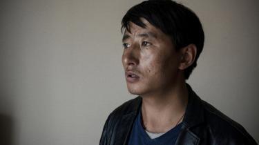 Tashi Wangchuk risikerer 15 års fængsel, hvis han dømmes skyldig i at anspore til separatisme.