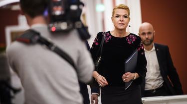 Inger Støjberg har endnu ikke efterlevet dom fra Menneskeretsdomstolen. Det gjorde hendes svenske kolleger helt tilbage i marts sidste år. Der er samråd i sagen torsdag den 11. januar.