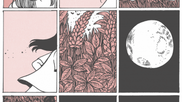 Anna Degnbol har skabt en poetisk vellykket tegneserie, hvor magisk realisme møder skoledrama