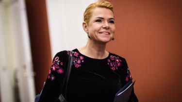 I dag skal Inger Støjberg i samråd i Folketinget for at forklare sig