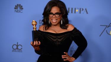 Oprah Winfrey er ikke den første berømthed, der bringes i forslag som præsidentkandidat – og hun bliver heller ikke den sidste