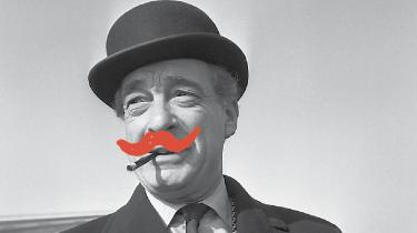 Victor Borge overraskede ikke Informations klummist Georg Metz hver gang, men hver eneste gang