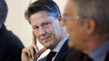 Overvismand Michael Svarer og De Økonomiske Råd skal flytte fra København og til Horsens. Og selv om udflytning generelt er en god idé, hvis man vil skabe flere job i provinsen, er Michael Svarer skeptisk over for flytningen af De Økonomiske Råd.