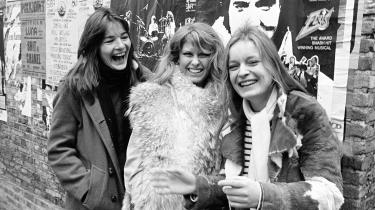 2018 harbrug for et skud af Anne, Sanne og Lis' umiddelbare og praktiske musikalske feminisme.