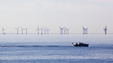 Der er blevet investeret mindre i vedvarende energi i Europa i 2017.
