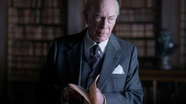 Christopher Plummer brillerer i rollen som den kyniske, nærigeoliebaronJ. Paul Getty i Ridley Scotts 'All the Money in the World'.