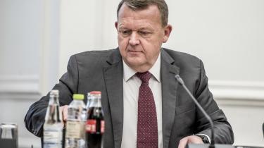 Statsminister Lars Løkke Rasmussens mdøe med storfiskerne i Thyborøn var forberedt flere dage forinden af ministeriets embedsmænd.