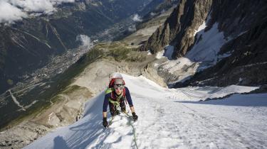 For mange klatrere er det hverken højden på bjerget eller det at stå på toppen, som er det vigtigste. Det er klatringen undervejs.
