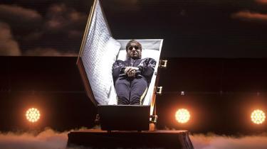 Hvis Malte Ebert skal leve, må Gulddreng dø. OgGulddrengs besøgstid er for længstved at være overskredet. Arkivfoto fra Zulu Awards 2018.