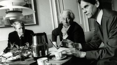 I denne måned er det 40 år siden, at Niels I. Meyer, Kristen Helveg Petersen og Villy Sørensen udgav bogen 'Oprør fra Midten'. Bogen satte gang i et folkeligt oprør og en livskraftig bevægelse baseret på visionen om et andet samfund med demokrati, lighed og bæredygtighed i centrum.
