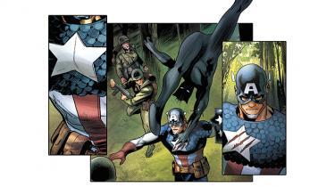 Som så mange andre superheltetegneserier er Black Panther et produkt af to hvide, jødiske mænds fantasi. Men figuren er kommet til at symbolisere sort stolthed.