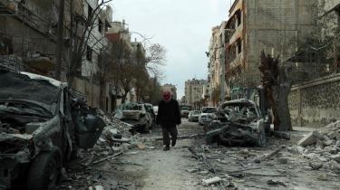 Både Assad og Putin ser Ghouta som nøglen til at få kontrol med Damaskus og vinde krigen – men udenfor den syriske heksekedel tænker både deres venner og fjender nu, at de to statsledere kan have forregnet sig.