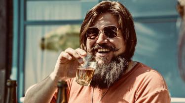 Rasmus Bjerg som John Mogensen i Ole Bornedals 'Så længe jeg lever'