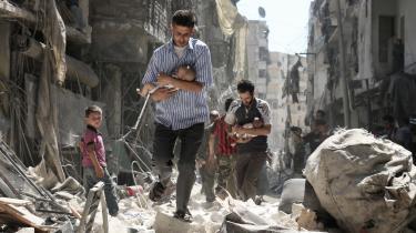 By for by blev oprørerne slået tilbage i Syrien, og siden tabet af det østlige Aleppo i december 2016 har det været forbi for dem.