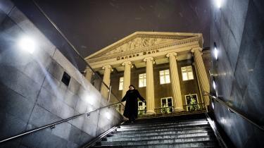 Bankerne bør polstres yderligere, siger CBS-professor Jesper Rangvid, efter at Erhvervsministeriet har pålagt bankerne en såkaldt kontracyklisk kapitalbuffer på halv kraft i forhold til anbefaling fra risikoråd.