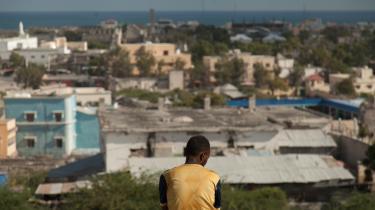 Filmen skilder Mohammeds udsigtsløse tilværelse i Mogadishu efter hans brud med Al-Shabaab.