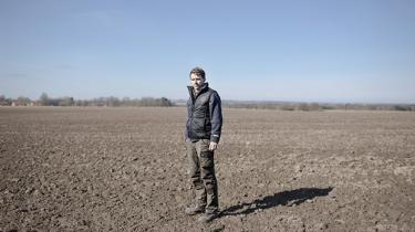 dansk landbrug, miljø, svineproduktion Tuse Næs