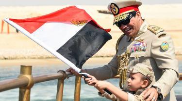 Præsident al-Sisi havde en længere karriere i militæret, og de, som har mødt ham, siger, at han er overbevist om, at kun militæret har den nødvendige disciplin til at rette op på Mubaraks misforvaltede politistat.