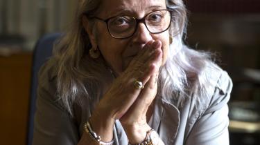»Egypten plejede at være så mangfoldigt! Og det var tiltalende – østeuropæere, armeniere og italienere flygtede hertil fra krig og forfølgelse. Den mangfoldighed har skabt det moderne Egypten,« siger Magda Haroun, den 65-årige leder af The Jewish Community Council of Cairo.