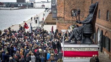 I Am Queen Mary bliver det første danske mindesmærke over Danmarks kolonihistorie og det vil stå som en vigtig påmindelse om, hvordan Danmark koloniserede dele af verden og igennem flere århundreder tjente formuer på slavebundne menneskers arbejde.