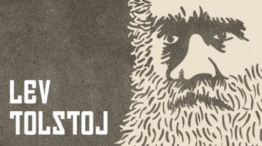 Lev Nikolajevitj Tolstoj (1828-1910) er russisk litteraturs radikale realist. Han afslørede i ord og handling det aristokratiske liv, han selv var rundet af, som falsk og fandt et forbillede for moralsk fuldkommengørelse i bondebefolkningens simple liv og tro