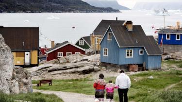 Hvorfor bekymrer det ikke danskerne, at Grønland er ved at rive sig løs, spørger Martin Breum – og svarer selv