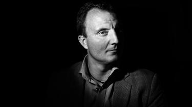 'Jeg indrømmer gerne, at det oplæg, regeringen kom med torsdag, ser noget mere liberalistisk ud, end vi havde regnet med i forhold til de besparelser, de lægger op til,« siger DF's Morten Marinus om regeringens udspil til et medieforlig.