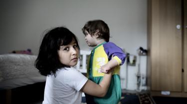 Børn og unge med flygtningebaggrund har et tydeligt og veldokumenteret behov for hjælp, som i øjeblikket langt fra imødekommes. I dagens kronik skriver seks organisationer og ngo'er, hvilke tiltag der vil kunne opspore, forebygge og behandle problemstillinger og lidelser, før de bliver forværrede og kroniske. Arkivfoto.