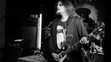 Ruslan Akimov er en af nøglepersonerne bag den nye black metal-bølge i Novosibirsk, og mange unge russere ser op til ham.