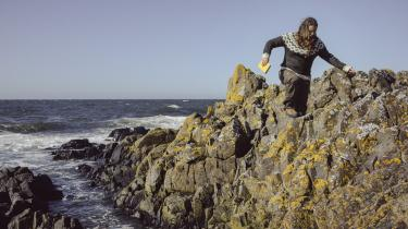 Johanne Schmith har flere gange været vidne til udbrud selv, mens hun forskede på Island: »Det er en meget intens og vild oplevelse. Det føles som at få en stor varmemur imod sig, ligesom når man åbner for ovnen derhjemme.«