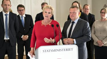 Det bliver sandsynligvis Lizette Risgaard, der som formand for den nye organisation vil stå i spidsen for øget politisk magt. Organisationens udgangspunkt vil være centrum-venstre.