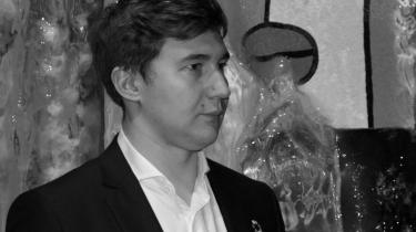 Sergej Karjakin blev i august 2002 stormester i en alder af 12 år og syv måneder – en opsigtsvækkende rekord, der endnu ikke er blevet slået.