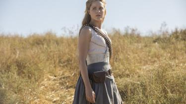Androiden Dolores (Evan Rachel Wood), der gør oprør mod menneskene i 'Westworld', er en fascinerende figur, der både rummer tragedien og triumfen i sig.