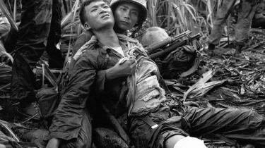 Det er soldaterne, der var der, der kommer til orde i Ken Burns og Lynn Novicks serie om Vietnamkrigen.