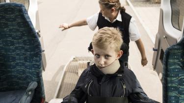 Otteårige Benjamin Meng Nørregaard er centrum i et af velfærdsstatens nye dilemmaer. Er medicinen for dyr til ham?